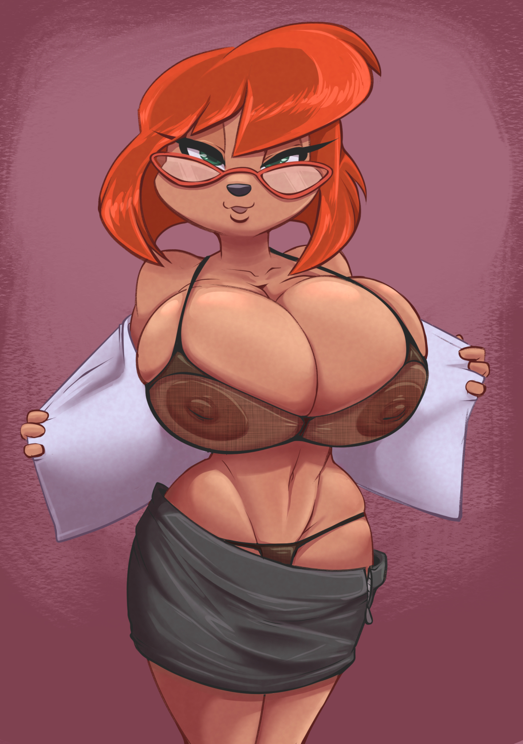 extremely goofy mochachino movie an Legend of zelda breast expansion