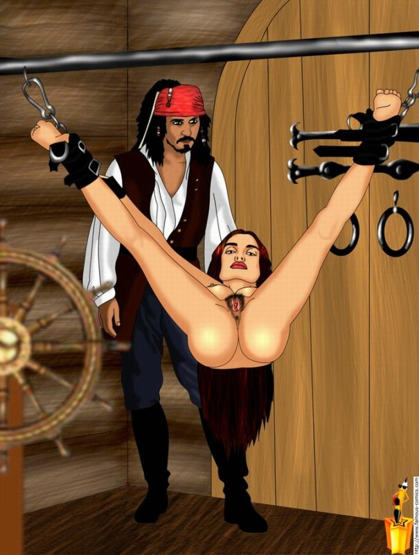 the pirates caribbean nude of Where is maven black briar