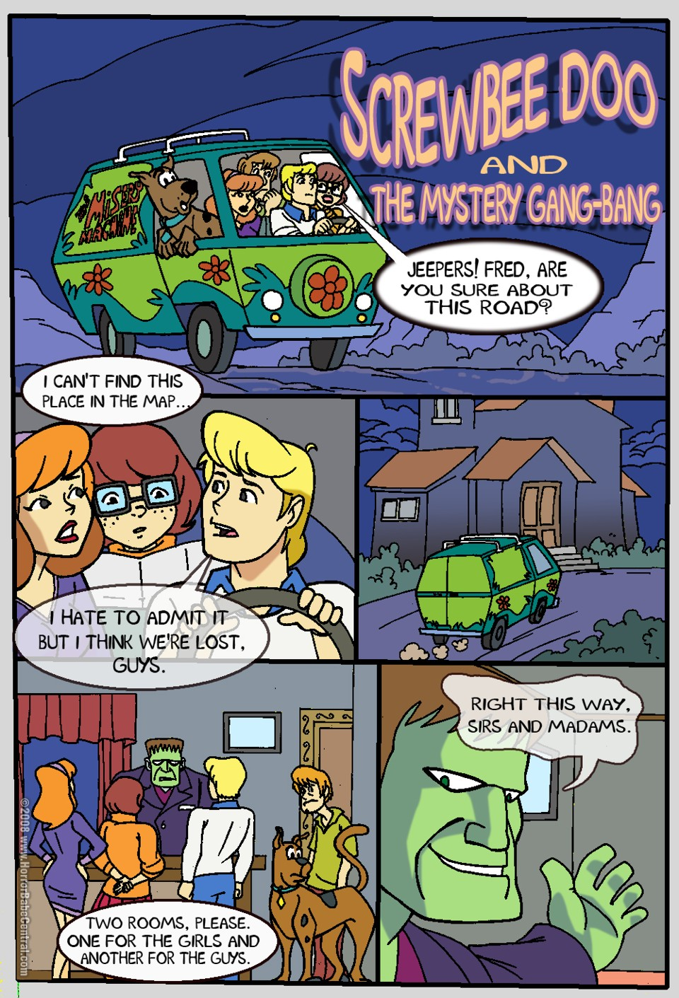 angel dynamite mystery incorporated doo scooby Living with hipster girl and gamer girl