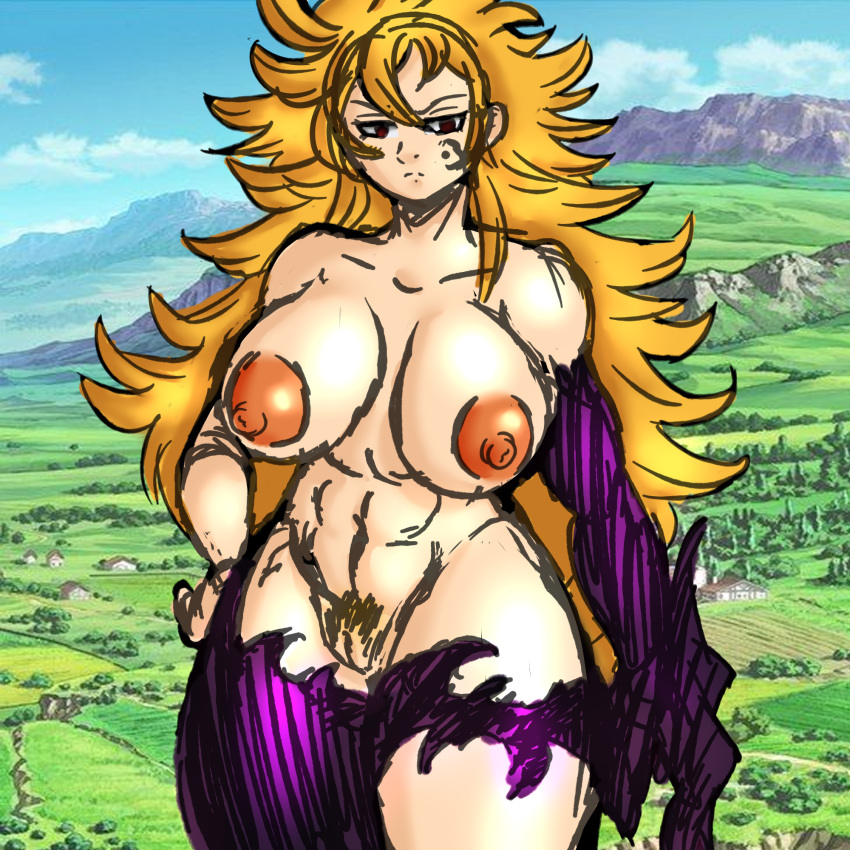 deadly seven sins nude elizabeth the I won't lie this is definitely me when i'm driving original