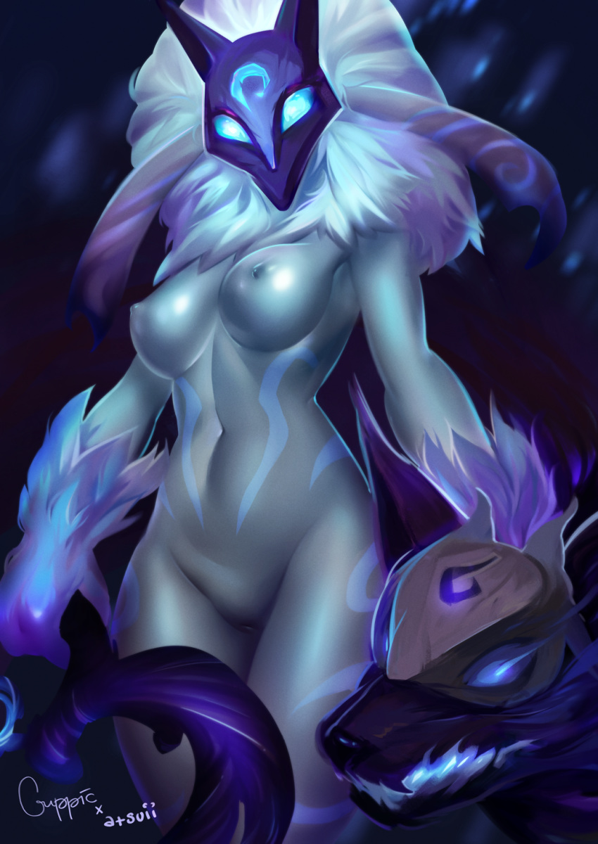 wolf character of legends league Shut the fuck up you titty monster