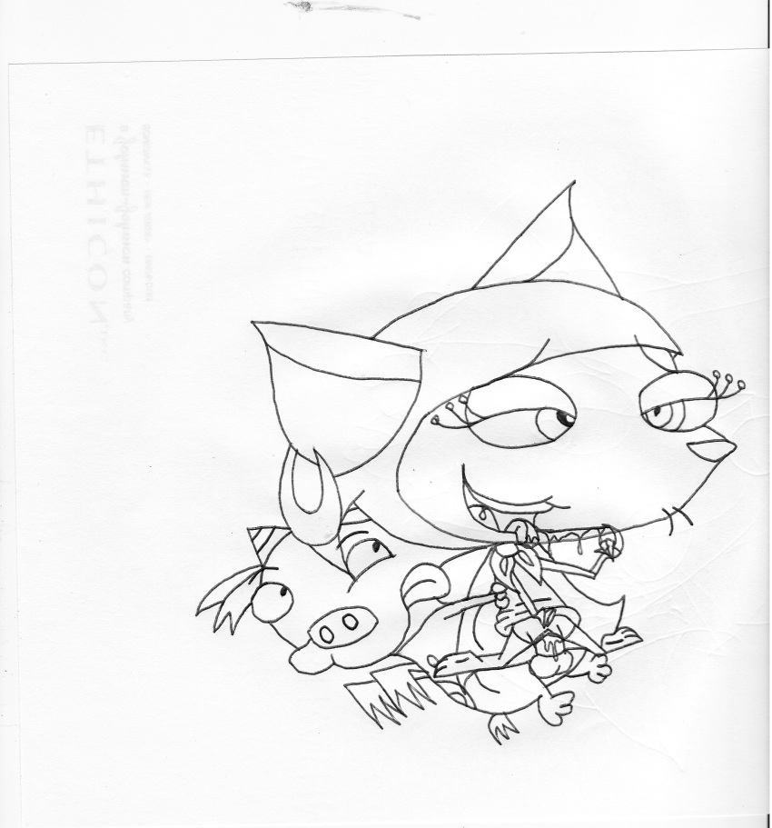 the cowardly courage dog mask Star guardian jinx