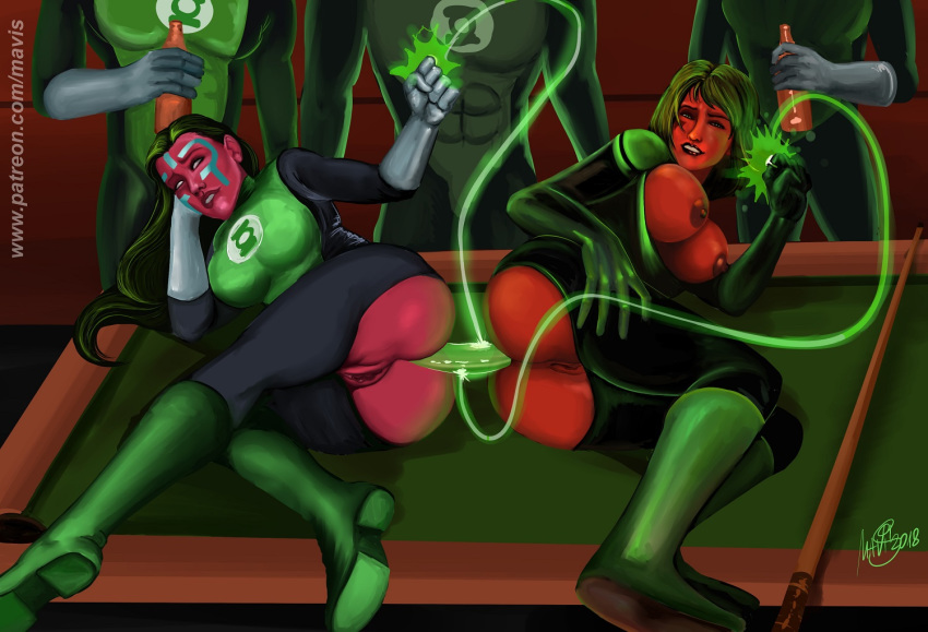 animated the green lantern series torrent Fenoxo trials in tainted space