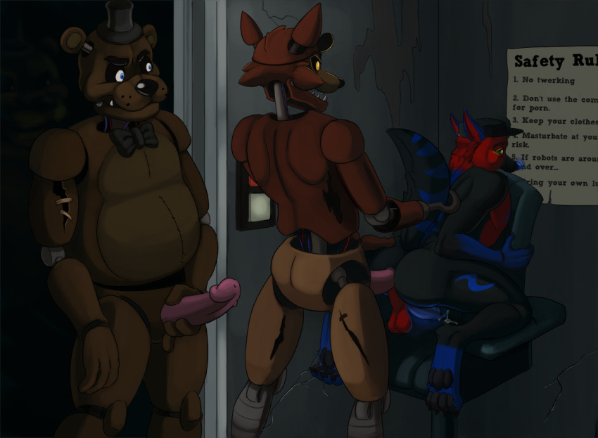freddy's furry at five nights Five nights at freddy's