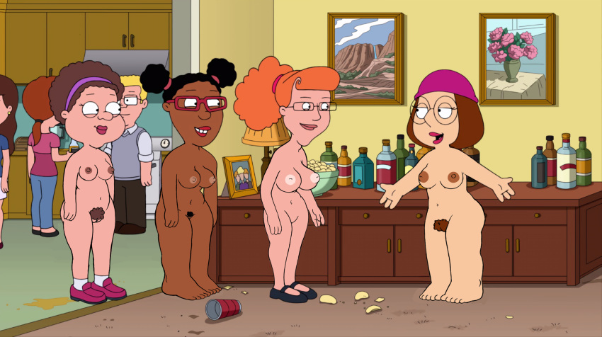 louis family guy naked from Star guardian jinx
